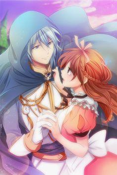 [CG] Shall we date?: Guilty Alice - Sakuto : Main Story CG   Otome iOS