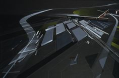 Vitra Fire Station - Architecture - Zaha Hadid Architects