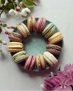 "☆ ""A macaron a day keeps the bad vibes far awaaay"" ☆ Pretty Team Style Inside Out foto GEMAAKT DO..."