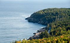 Park Loop Road, Acadia National Park, Maine - many times.  One of my favorite places on earth.