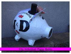 Sparschwein XXL - Hochzeit - Geschenk - Briefbox - Kartenbox - Box für Umschläge