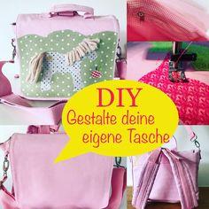 Gestalte deine eigene Tasche.  WWW.canvastaschen.de