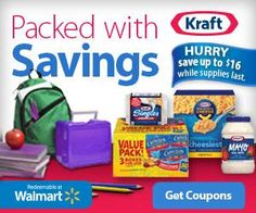 Kraft Coupons: *NEW* Grocery Coupons from Kraft! #PackedwithSavings #shop #cbias - Saving Green in the Bay
