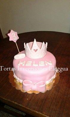 torta de cumple mes 3 helen