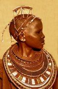 Completely emerge in African culture