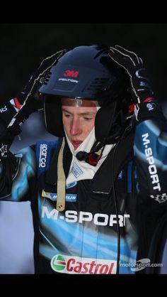 Elfyn Evans Rally of Sweden 2014