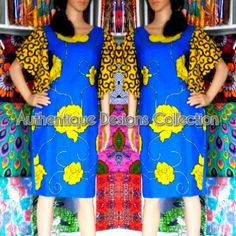 This shapely African print dress made from high quality cotton fabric is a most have. Ankara Fabric, Ankara Dress, African Dress, Modern African Clothing, Blue Dresses, Short Dresses, Etsy Coupon, Aso Ebi Styles, African Fashion
