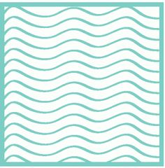 Silhouette Online Store - View Design #41322: wave background / template