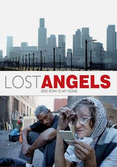 This compelling documentary about skid row in Los Angeles finds both desperation and inspiration reflected in the area's indigent population.