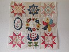 Stonefields quilt van Susan Smith gemaakt door Martine van http://martinejannaas.blogspot.nl (Elke dag een steekje)