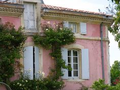 The pink château of Loudenne | Flickr - Photo Sharing!