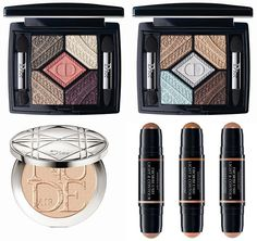 Dior Skyline Fall 2016 Makeup Collection - Fashioniser.com