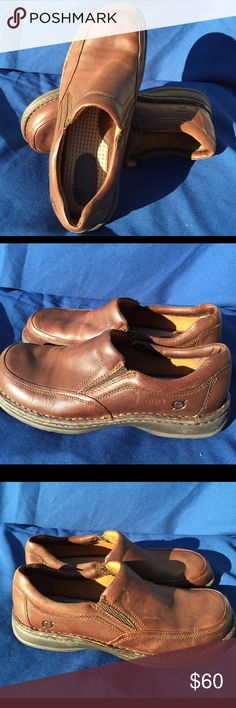 Men's Born size 12 Like new Born Shoes Loafers & Slip-Ons
