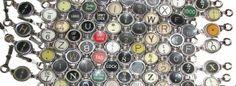Item of the Day: Typewriter Key Bracelet