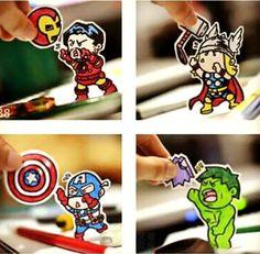 """Những hiệu ứng cực-kỳ-kute ăn theo """"The Avengers"""" - Kenh14.vn"""