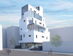 상암동 근린생활시설 -[SteP] – 건축사사무소 더함