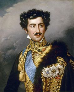 Oscar I of Sweden 1799 1859 king of sweden portrait joseph stieler