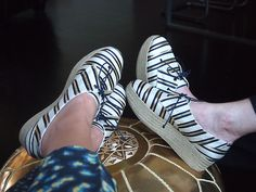 """My Mom and I got matching Tabitha Simmons """"Florence"""" Espadrilles at Neiman Marcus!"""