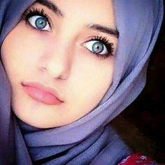 By Sarfaraz Shah Turkish Women Beautiful, Beautiful Muslim Women, Beautiful Girl Image, Beautiful Hijab, Hijabi Girl, Girl Hijab, Hijab Dp, Lovely Eyes, Pretty Eyes