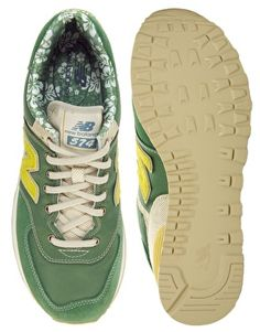 Aumentar Zapatillas de deporte 574 Hawaii de New Balance