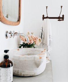 ❁ ☾pinterest || @annalunagrandt #bathroomsinkstyles