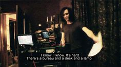 Tom Hiddleston getting frustrated while filming Only Lovers Left Alive.