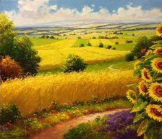 gerhard_nesvadba_sunflowers_landscape.jpg (452×387)