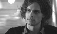 "Seriously, he can pull off any hairstyle. | 24 Reasons To Love Dr. Spencer Reid From ""Criminal Minds"""
