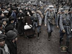 Fotos colorizadas trazem Primeira Guerra à vida 48