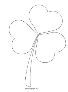 foldable hat coloring pages | Leprechaun hat pattern. Use the printable outline for ...