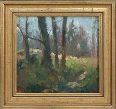 Paintings at Auction - Antiques & Accessories | Eldreds Auction Gallery