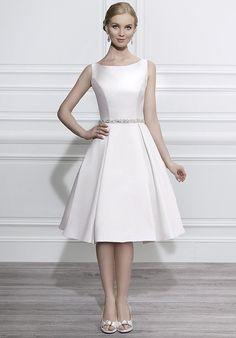 Moonlight Tango T643 Wedding Dress - The Knot