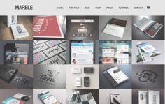 Marble WordPress Theme Themeforest