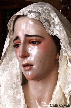 Virgen de la Concepción, Cádiz. Obra de Francisco Romero Zafra.