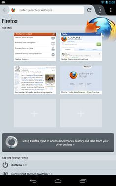 firefox android old version