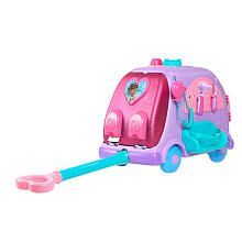 Doc McStuffins Mobile Cart: The Doc McStuffins Get Better Talking Mobile gives kids everything they need to provide on-the-go care! Kids can let friends know they're in a hurry with the motion-activated siren that lights-up and plays the Doc Mobile song. Toys R Us, Kids Toys, Baby Toys, Doc Mcstuffins Toys, Dr Car, Nova, Disney Junior, Disney Jr, Disney Frozen