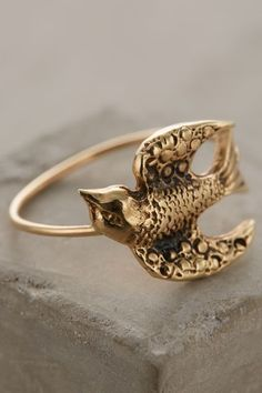 The swallow is a symbol of hope, fertility, motherhood and renewal of life. Designers Detail A very common symbol in Victorian jewelry, we waited to find the perfect example to use in our designs. Thi