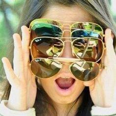 Sun glasses(: