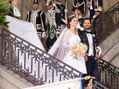 Introducing Princess Sofia! The Best Photos from the Swedish Royal Wedding | Princess Sofia and Prince Carl Philip |