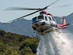El helicóptero #Bell412 en servicio de la compañia #Helistar