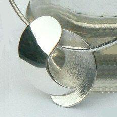 Hedendaags Handgemaakte zilveren hanger La fuerza 51533   Zilveren sieraden RY-34