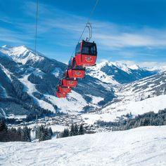 Bergbahnen Saalbach Hinterglemm