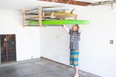 COR Rolling Rack for Surfboard / SUP / Kayak / Paddleboard / Longboard