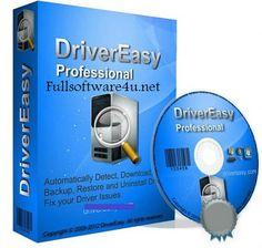 DriverEasy Professional 4.7.2 Crack Version Download