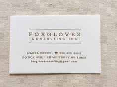 Letterpress Business Cards, Calling Card, Custom, Photographer, Doctor, Logo, Simple, Affordable, Gold, Black, Brown, Consultant