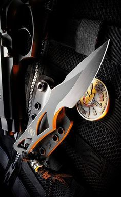 Spartan Enyo Tactical Fixed Knife Blade Fighting Neck Knife Kydex Sheath