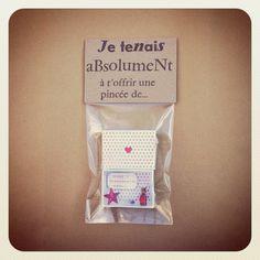 Poudre à ré-enchanter le monde http://grainedecarrosse.fr