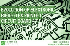 Evolution of Electronic Rigid-Flex Printed Circuit Board Electrical Engineering, Electronic Engineering, Printed Circuit Board, Arduino, Read More, Evolution, Boards, Technology, Electronics