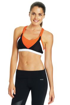 Delta Sports Bra | Shop The Look | The Look | Categories | Lorna Jane Site