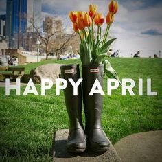 Happy April